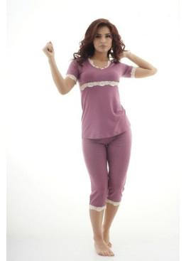 Дамска пижама от микромодал 7126