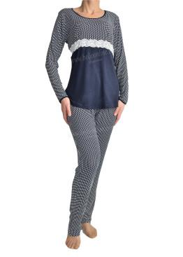 Дамска  пижама от модал  IvaTex 6772