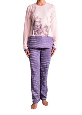 Дамска пижама  с дълъг ръкав Affect 4834