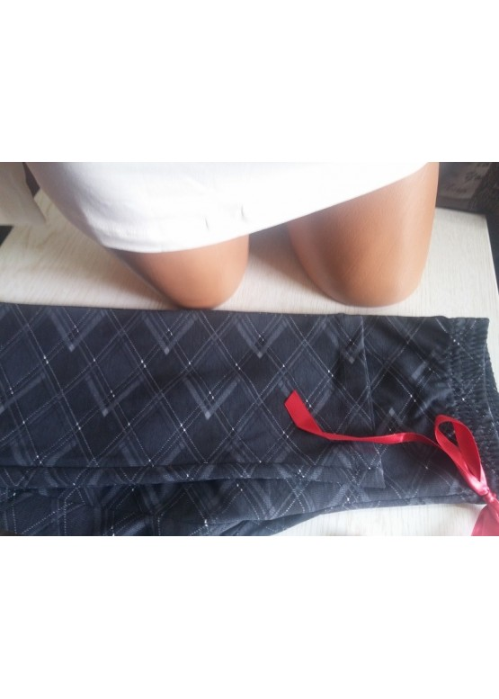 Дамска пижама в екрю IvaTex 2645
