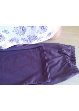 Дамска тънка пижама в  IvaTex 2645