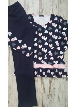 Дамска зимна пижама Иватекс 7413