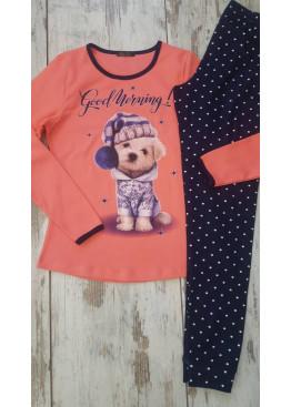Дамска зимна пижама Иватекс 7414