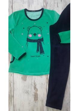 Дамска зимна пижама Иватекс 7437