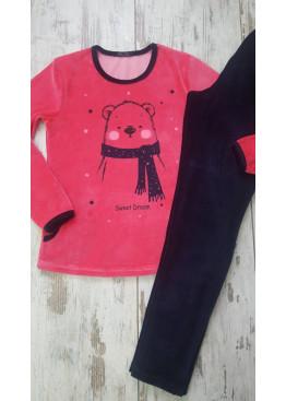 Дамска зимна пижама Иватекс 7439