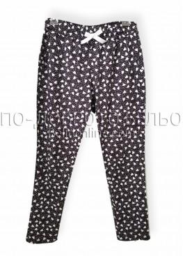 Дамски летен дълъг панталон Иватекс 8021 на сърца