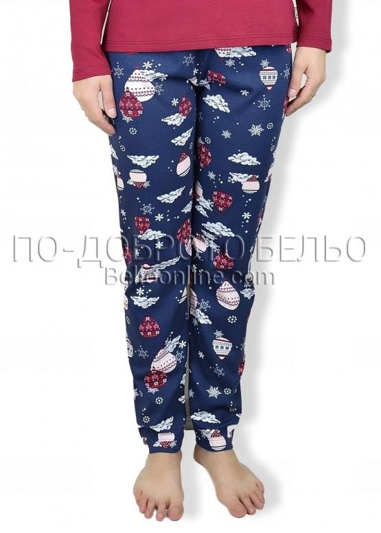 Коледна пижама 6885