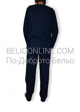 Мъжка пижама Братя Гьокови 6587