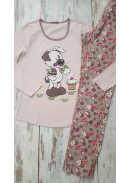 Памучна пижама Иватекс 7267