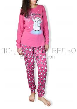 Памучна пижама IvaTex 6691