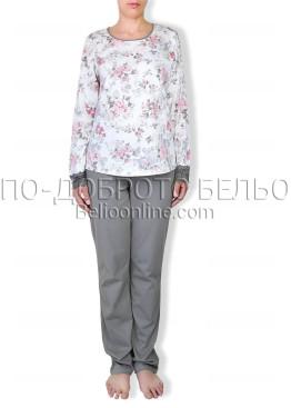 Памучна пижама IvaTex 6934