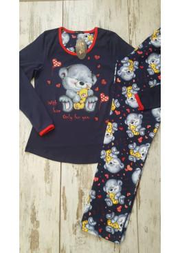 Памучна пижама Иватекс 7269