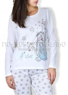 Памучна пижама Крисли 6693