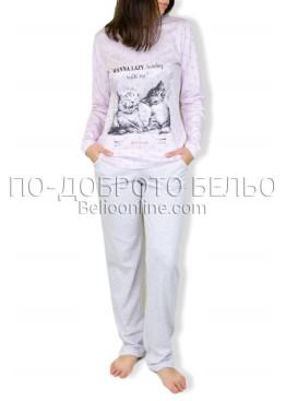 Пижама с котки Affect  6862