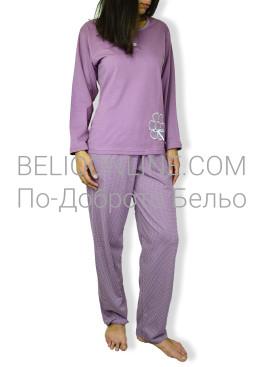 Пижама с копчета Петков 6575