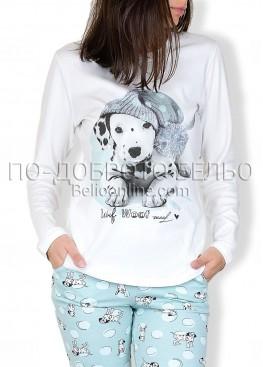 Пижама с кученце Affect  6864