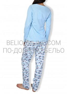Сладурска пижама с дълъг ръкав 6605