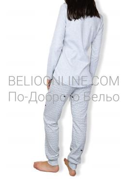 Сладурска пижама с дълъг ръкав Affect  6586