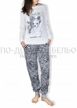 Тигрова пижама с дълъг ръкав Affect 6697