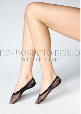 Дамски ажурени терлички в черен цвят Marilyn K53