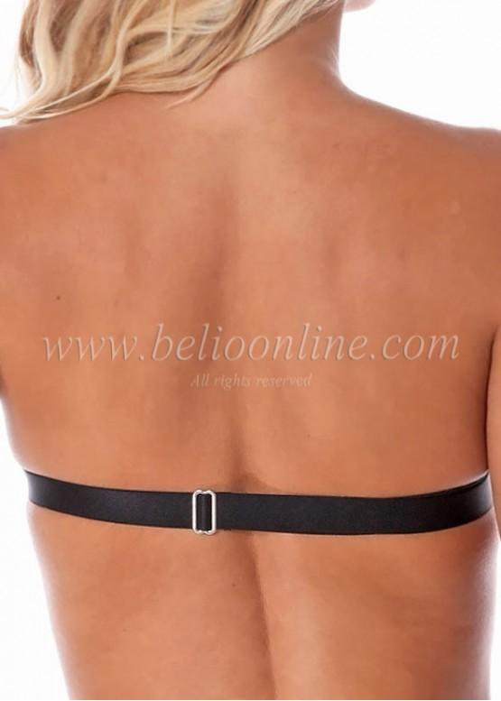 Сутиен със силиконов гръб Lormar Lynette